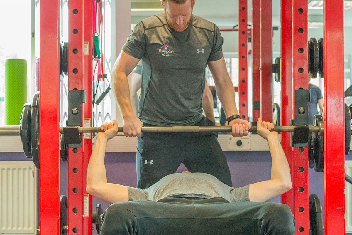 Effective Training Routine